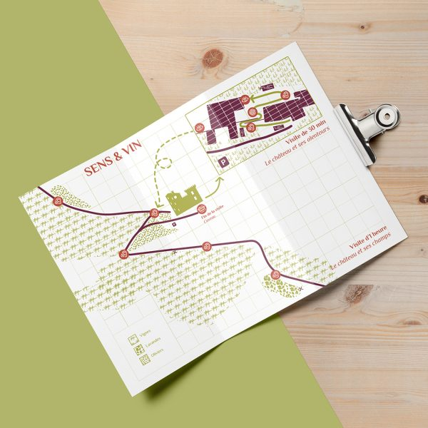 Tri Fold Brochure MockUp 2 copiee